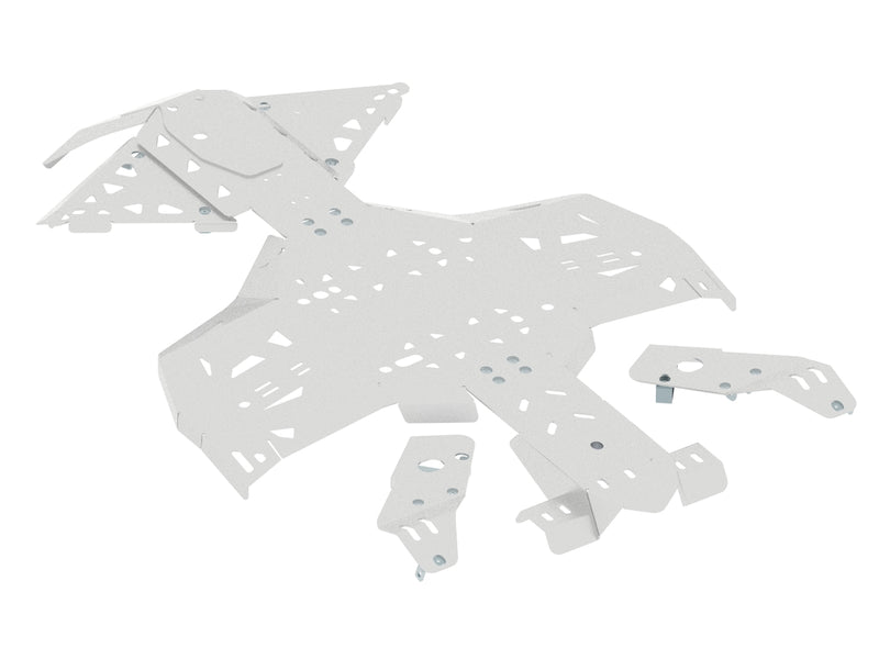 Can-Am BRP G2 Renegade (2017-2018) - Skid plate full set (aluminium)