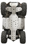 CFMOTO CFORCE 800 XC / 1000 - Skid plate full set (aluminium)