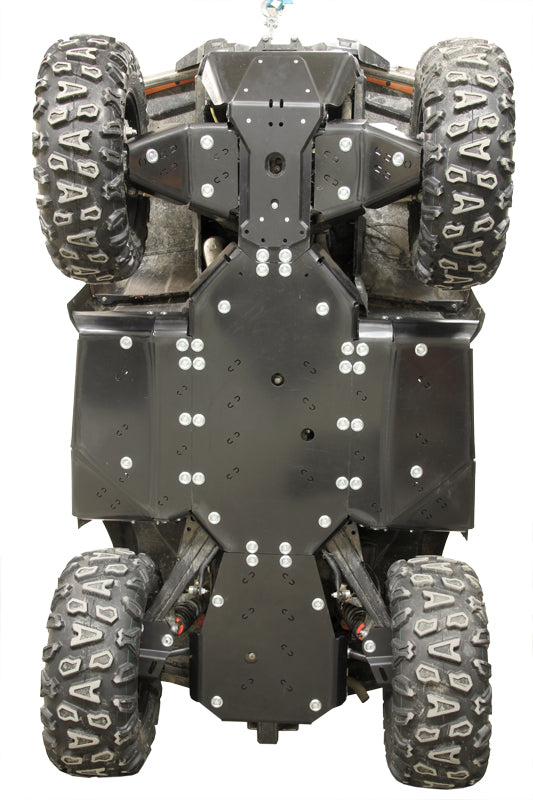CFMOTO CFORCE 800 XC / 1000 - Skid plate full set (plastic)