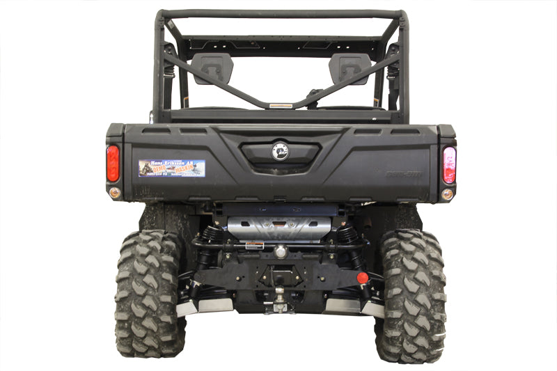 Can-Am BRP Defender / Traxter - Skid plate full set (aluminium)