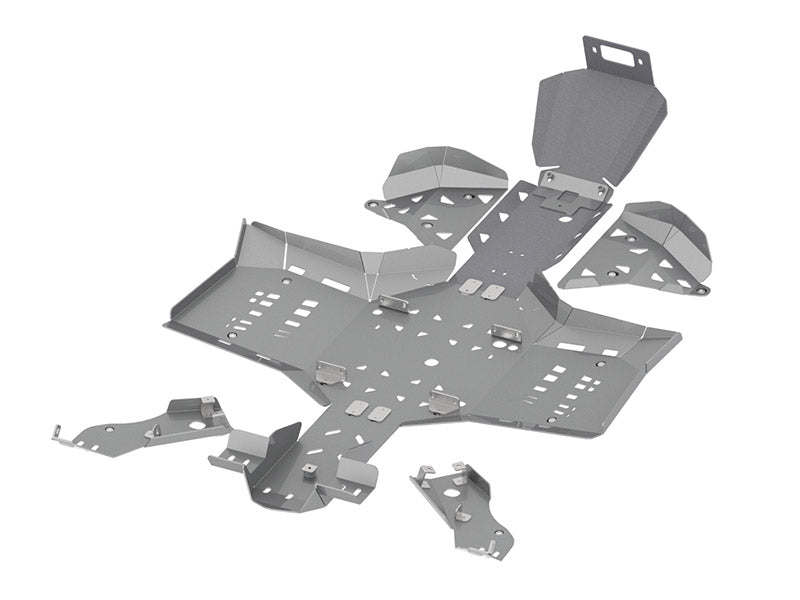 Can-Am BRP G2 Outlander 650/850/1000 ( 2019 +) - Skid plate full set (aluminium)