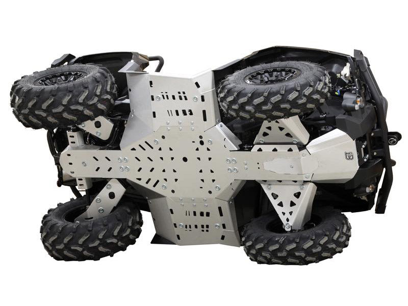 Can-Am BRP G2 Outlander MAX 650/850/1000 (2019+) - Skid plate full set (aluminium)
