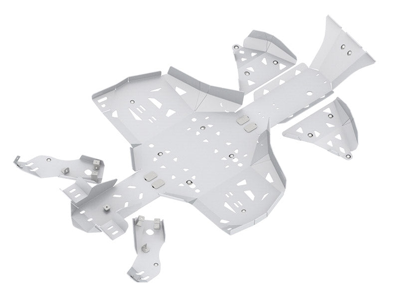 Can-Am BRP G2 Renegade (2019+) - Skid plate full set (aluminium)