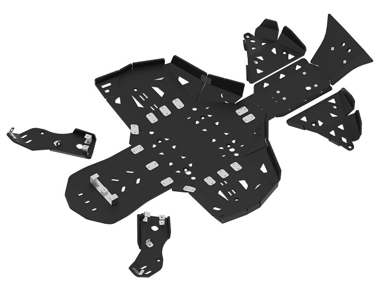 Can-Am BRP G2 Renegade (2019+) - Skid plate full set (plastic)