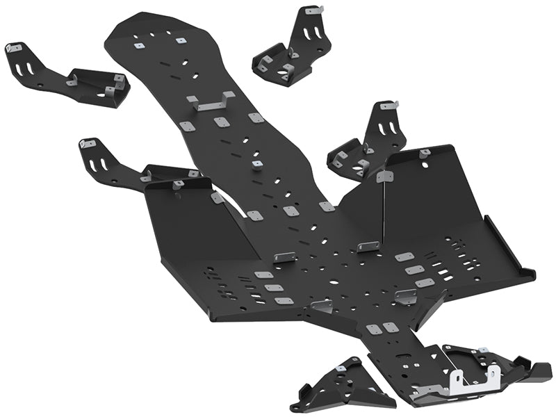 Can-Am BRP G2 Outlander 6x6 MAX (2019+) - Skid plate full set (plastic)