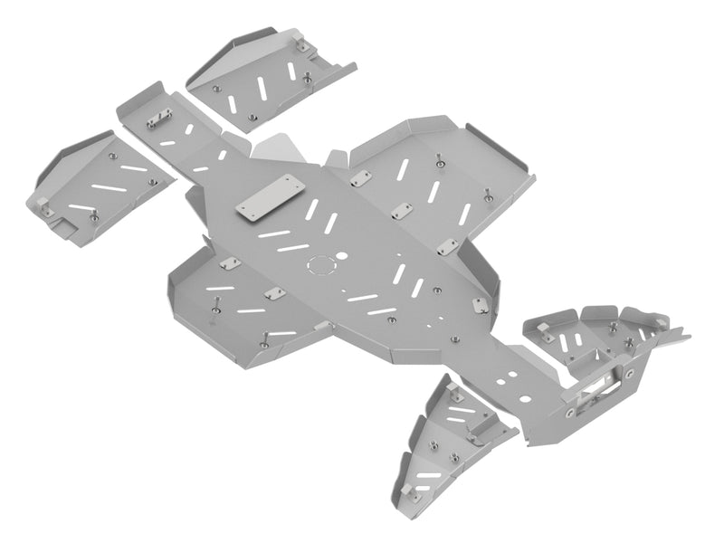 Polaris Sportsman XP 1000 S - Skid plate full set (aluminium)