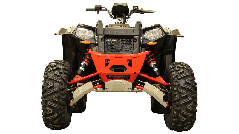 Polaris Scrambler XP 1000 S - Skid plate full set (aluminium)
