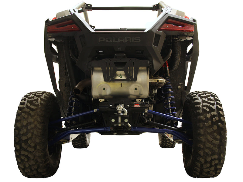 Skid plate for Polaris RZR PRO XP
