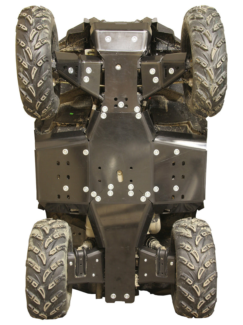 Polaris Sportsman 570 SP (2021+) - Skid plate full set (plastic)