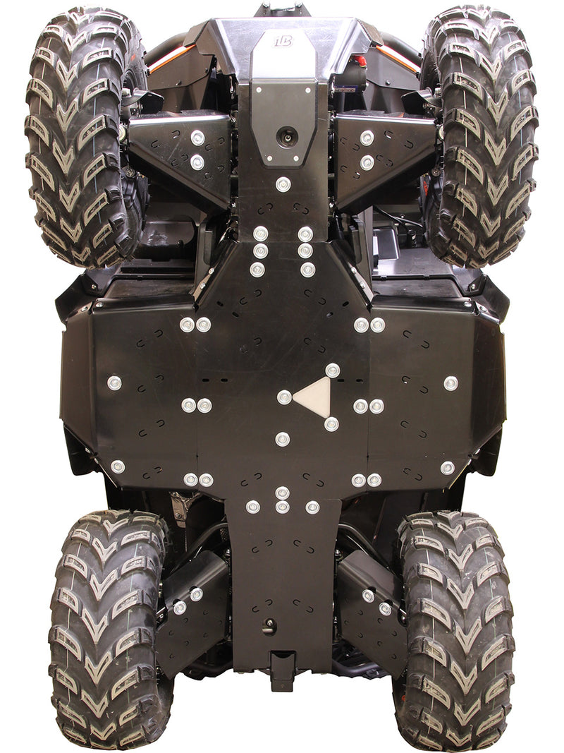 CFMOTO CFORCE 600 (2020+) - Skid plate full set (plastic)