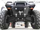 Polaris Sportsman Touring 550 X2 / 850 X2 (-2014) - Skid plate full set (plastic)