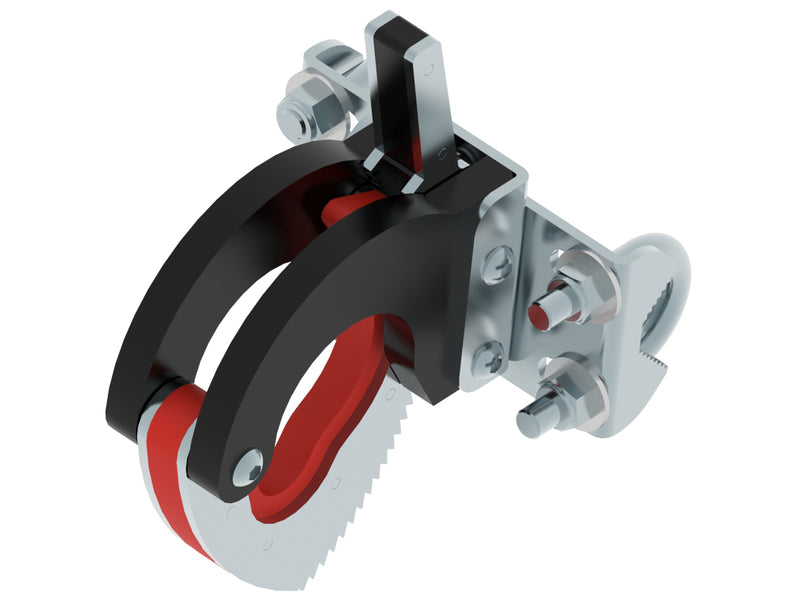 Quick release clamp (tubular frame) 2 pcs