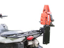 Chainsaw holder for ATV / UTV