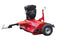 Tow behind ATV Flail mower 18hp - with electric start: (Briggs & Stratton)