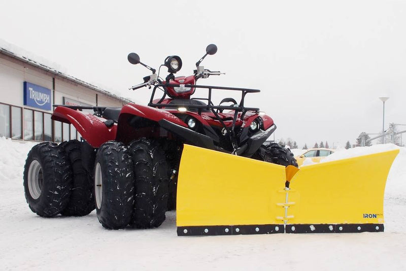 Yamaha Kodiak V-Plow Systems
