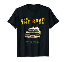 Charger l'image dans la galerie, Supernatural 2019 World Tour End The Road T-Shirt