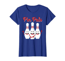 Charger l'image dans la galerie, Pin Pals Cute Bowling Shirt For Men Women And Kids