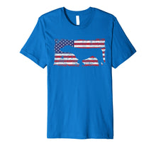Charger l'image dans la galerie, Funny shirts V-neck Tank top Hoodie sweatshirt usa uk au ca gifts for German Shorthaired Pointer American Flag Shirt Patriotic 2427950