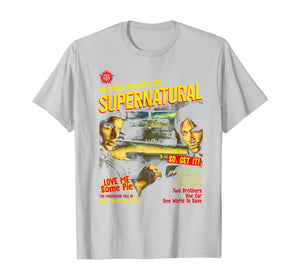 Supernatural Ends Of The Road Tour T-Shirt