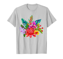Charger l'image dans la galerie, Funny shirts V-neck Tank top Hoodie sweatshirt usa uk au ca gifts for Tropical Flowers T Shirt, Vibrant Floral Garden Colors 1535562