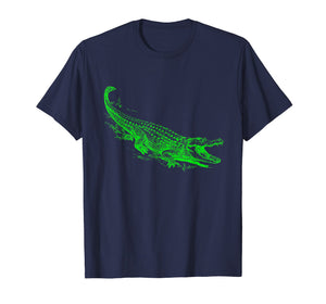 Funny shirts V-neck Tank top Hoodie sweatshirt usa uk au ca gifts for Fun Alligator Illustrative T-Shirt for men and boys Gator 2510177