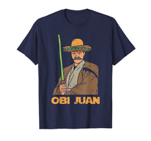 Charger l'image dans la galerie, Funny shirts V-neck Tank top Hoodie sweatshirt usa uk au ca gifts for Mexican Obi Juan With Sombrero Funny Movie Parody T-Shirt 2344771