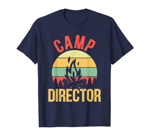 Summer Camp Director Counselor Camper T-Shirt