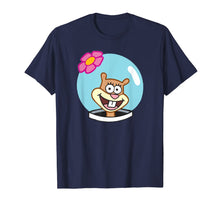 Charger l'image dans la galerie, Sandy-Halloween Squirrel Group Costume Cartoon Face Funny T-Shirt