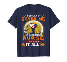 Charger l'image dans la galerie, Retired Nurse Halloween Gift For Women T-Shirt