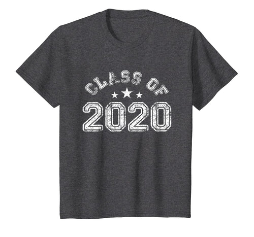 Vintage First Day Class Of 2020 Back To School T-Shirt Gifts 991025