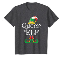 Charger l'image dans la galerie, Queen Elf Shirt Women Funny Family Matching Elf Christmas T-Shirt