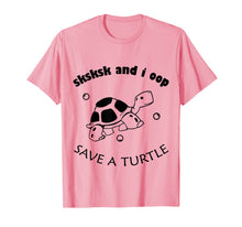 Charger l'image dans la galerie, SkSkSk and i oop save turtles meme vintage apparel gift T-Shirt