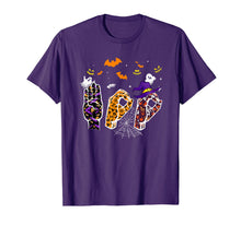 Charger l'image dans la galerie, Pride ASL Boo Halloween costume tee, funny Sign Language T-Shirt