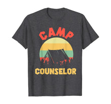 Charger l'image dans la galerie, Summer Camp Counselor Director Camper T-Shirt