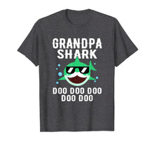 Charger l'image dans la galerie, Funny shirts V-neck Tank top Hoodie sweatshirt usa uk au ca gifts for Grandpa Shark Doo Doo Doo Family Shirt Cute Funny Gifts 1152303