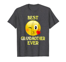 Charger l'image dans la galerie, Funny shirts V-neck Tank top Hoodie sweatshirt usa uk au ca gifts for Mothers Day Shirt Best Grandmother Ever Emoji Family Gifts 318511