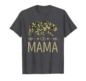 Funny shirts V-neck Tank top Hoodie sweatshirt usa uk au ca gifts for Mama Bear Camo Mother's Day Gift T-Shirt 1380930