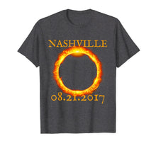 Charger l'image dans la galerie, Funny shirts V-neck Tank top Hoodie sweatshirt usa uk au ca gifts for Total Solar Eclipse Nashville Tennessee Tshirt 1580974