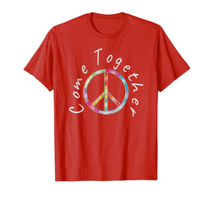Funny shirts V-neck Tank top Hoodie sweatshirt usa uk au ca gifts for Flourish Peace Sign T-Shirt 1514450