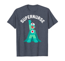 Charger l'image dans la galerie, SUPERNURSE MS Medical Surgical Nurses Superhero Nursing Gift T-Shirt