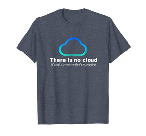 Tech Humor There is no cloud ..just someone else's computer