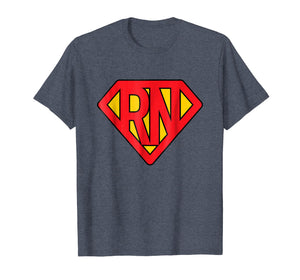 Super Nurse RN superhero Registered Nurse Hero T-Shirt