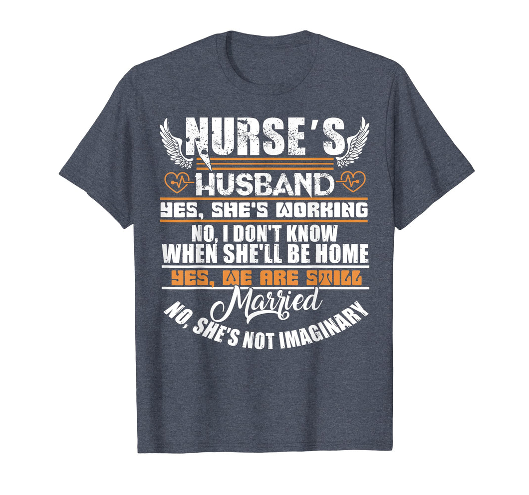Funny shirts V-neck Tank top Hoodie sweatshirt usa uk au ca gifts for I Am A Nurse's Husband T Shirt, Nurse Wife T Shirt 2256814