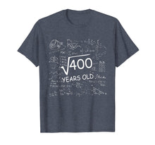 Charger l'image dans la galerie, Square root of 400 Math Calculation School 20 years old T-Shirt