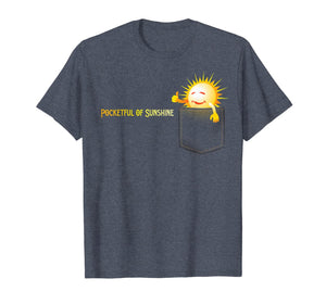 Pocketful of Sunshine Happy Joy T-Shirt