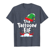 Charger l'image dans la galerie, Tattooed Elf Family Matching Group Christmas Gift Tattoo T-Shirt