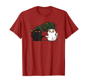 Shirt.Woot: Christmas CATastrophe T-Shirt