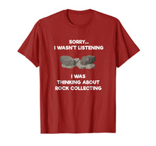 Charger l'image dans la galerie, Rock Collecting Shirt - Funny Listening - Geologists