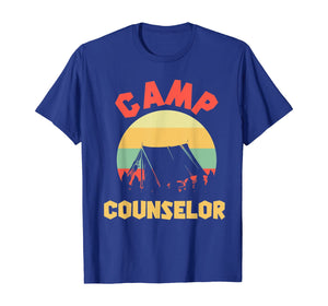 Summer Camp Counselor Director Camper T-Shirt