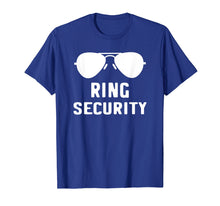 Charger l'image dans la galerie, Ring Security T-Shirt Bearer Wedding Gift Shirt